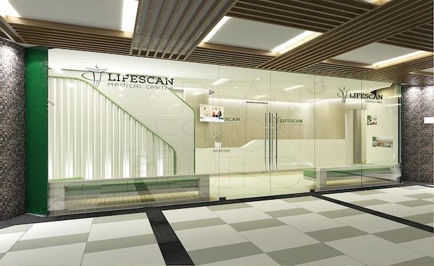 Lifescan Medical Clinic – Plan3 Design & Build